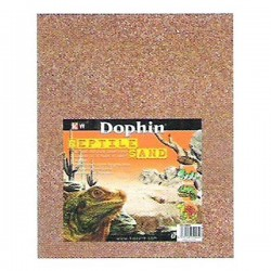 Dophin Sürüngen Kumu Kırmızı 1Kg