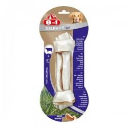 8in1 Beef Delight Bones L Köpek Ödül Kemiği