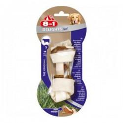 8in1 Beef Delight Bones S Köpek Ödül Kemiği