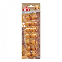 8in1 Delight Barbekü XS Köpek Ödül Kemiği