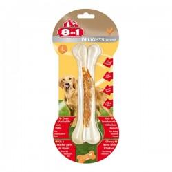 8in1 Delights Strong L Köpek Ödül Kemiği