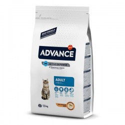 Advance Adult Tavuklu Pirinçli Yetişkin Kedi Maması 1,5Kg