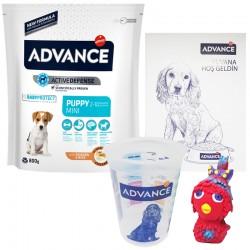 Advance Mini Puppy Tavuklu Küçük Irk Yavru Köpek Maması 800gr