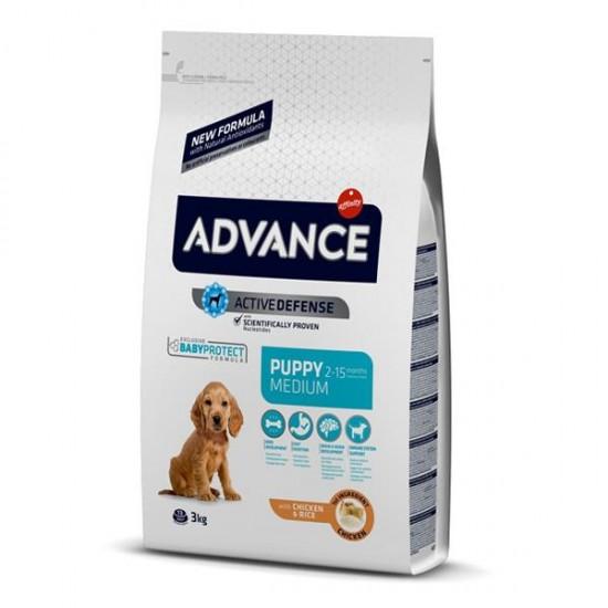 Advance Puppy Medium Yavru Köpek Maması 3 Kg