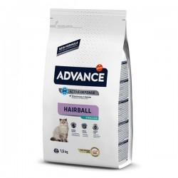 Advance Sterilised Hairball Hindili Kedi Maması 1,5 Kg