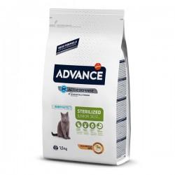 Advance Sterilised Tavuklu Yavru Kedi Maması 1,5 Kg