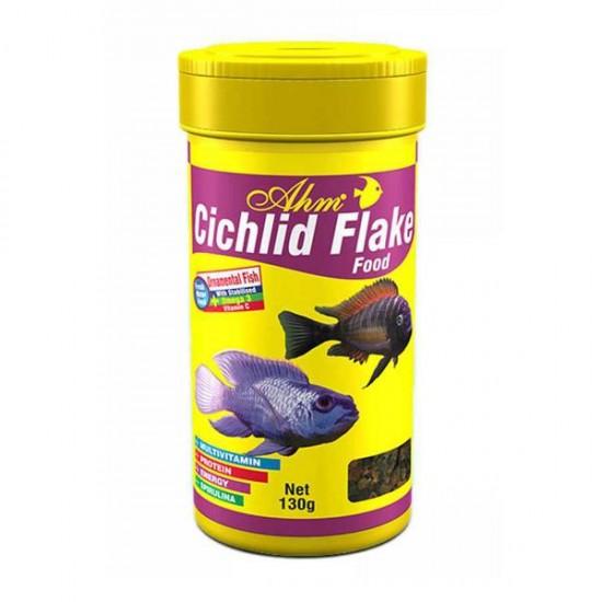 Ahm Cichlid Flake Food 250 ml