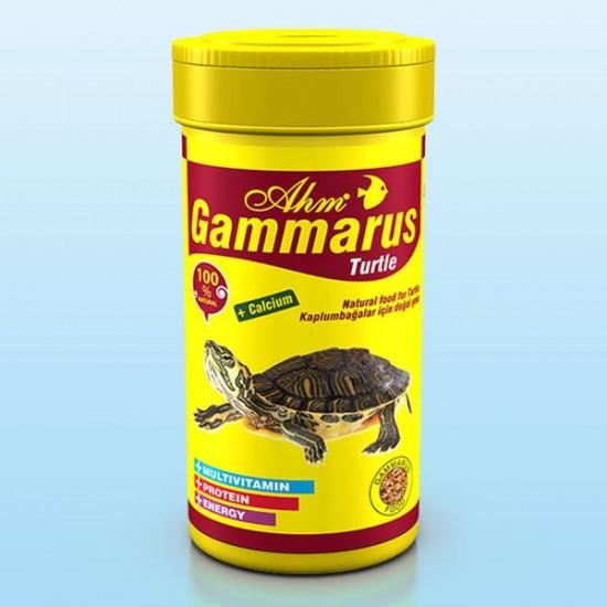 Ahm Gammarus Turtle 100 ml - Kaplumbağa Yemi