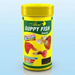 Ahm Guppy Fish Granulat 100 ml