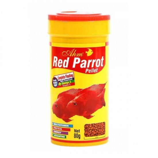Ahm Red Parrot Pellet 250 ml
