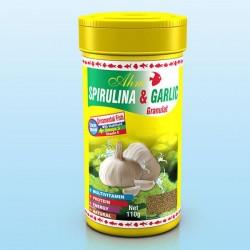 Ahm Spirulina Garlic Granulat 250 ml