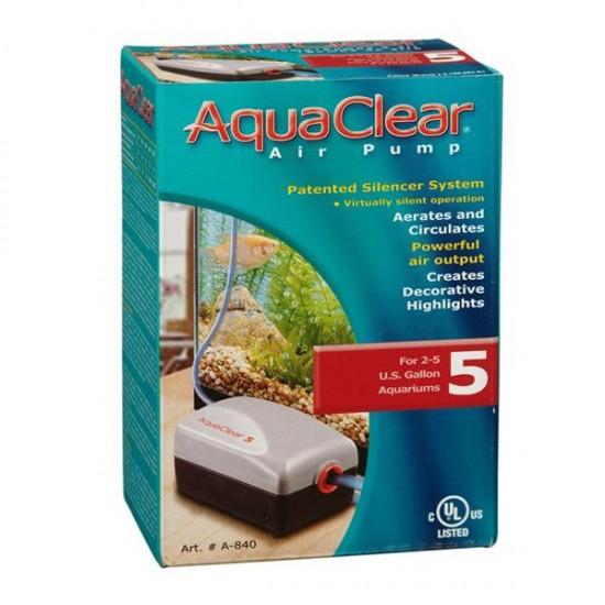 Aqua Clear 5 Hava Motoru 2W 1-20Lt Akvaryum