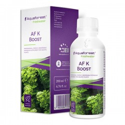 Aquaforest AF K Boost 200ml Potasyum Bitki Gübresi