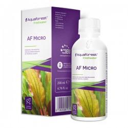 Aquaforest AF Micro 200ml Sıvı Bitki Gübresi