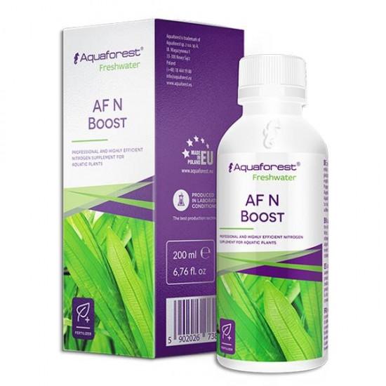 Aquaforest AF N Boost 200 ml Azot Gübresi