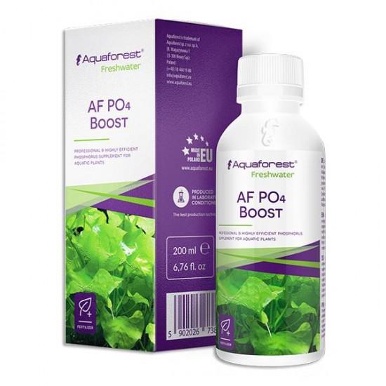 Aquaforest AF PO4 Boost 200ml Fosfor Bitki Gübresi