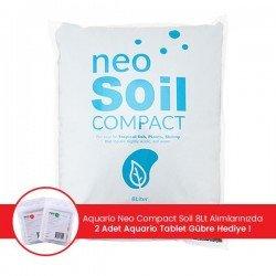 Aquario Neo Compact Plant Soil Powder 8Lt