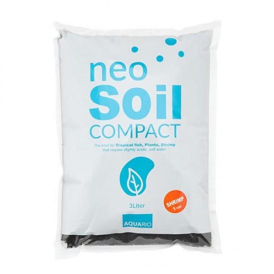 Aquario Neo Shrimp Soil Powder 3Lt