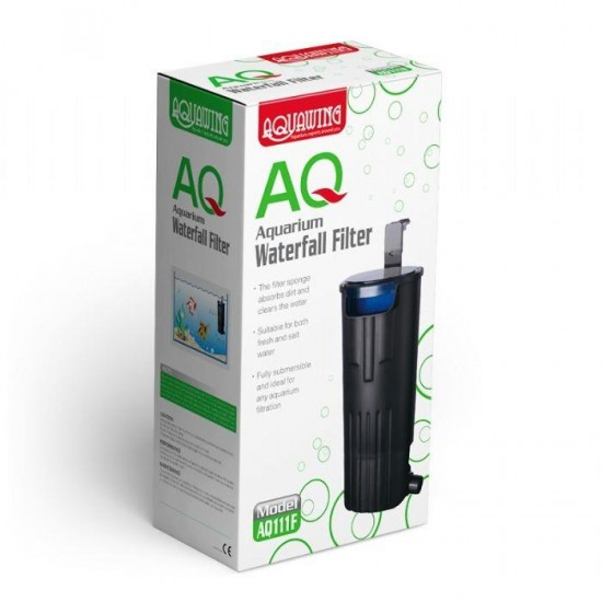 Aquawing AQ111F Şelale İç Filtre 5W 600L/H