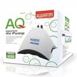 Aquawing AQ360 Çift Çıkışlı Hava Motoru