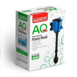 Aquawing AQ488 Tepe Filtre 45W 3000L/H