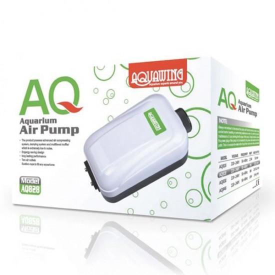 Aquawing AQ828 Çift Çıkışlı Hava Motoru 5W