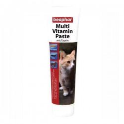 Beaphar Duo Active Multivitamin Yetişkin Kedi Macunu 100gr