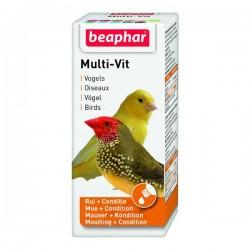 Beaphar Multi-Vit Kuşlar İçin Multi Vitamin 20ml