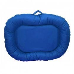 Bedspet Dış Mekan Kedi Köpek Yatağı 115x80 Cm Mavi