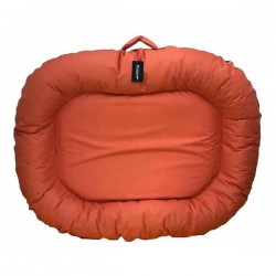 Bedspet Dış Mekan Kedi Köpek Yatağı 115x80 Cm Turuncu