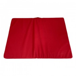 Bedspet Dış Mekan Köpek Minderi 120x90Cm Kırmızı