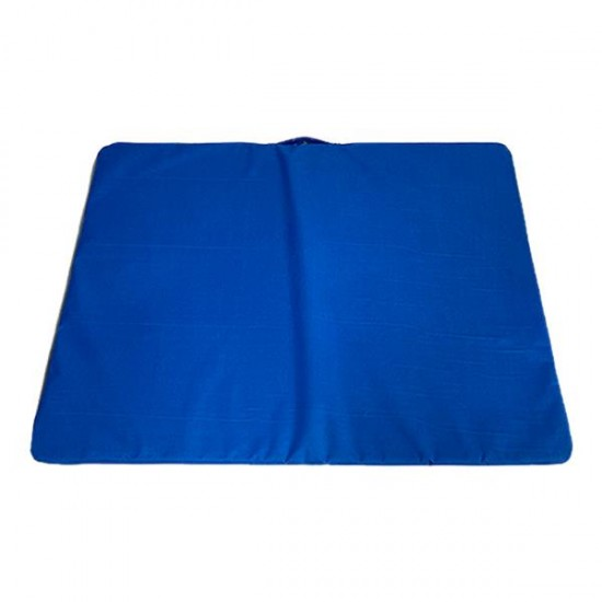 Bedspet Dış Mekan Köpek Minderi 120x90Cm Mavi