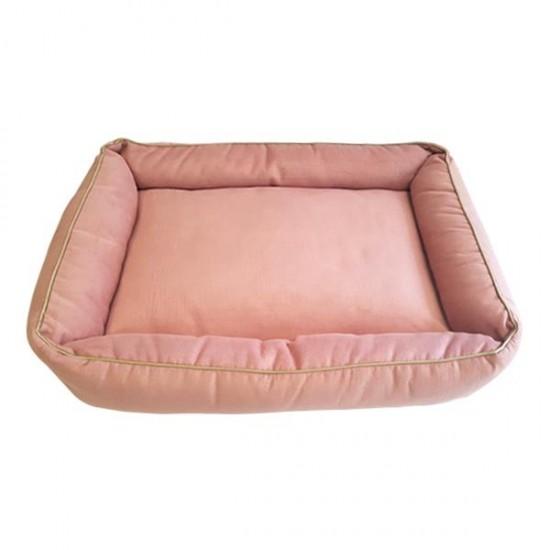 Bedspet İç Mekan Kedi Köpek Yatağı Açık Pembe