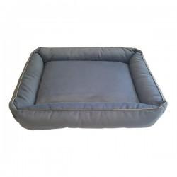 Bedspet İç Mekan Kedi Köpek Yatağı Gri