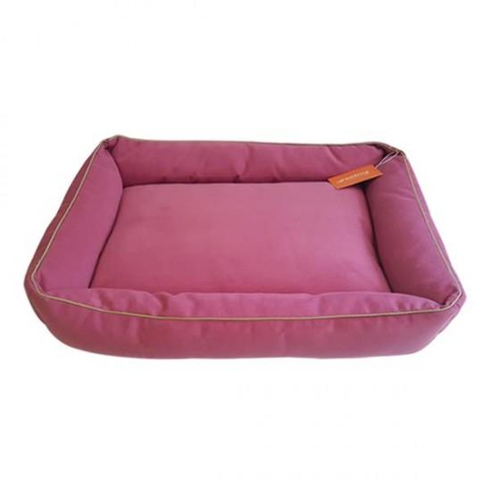 Bedspet İç Mekan Kedi Köpek Yatağı Pembe