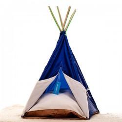 Bedspet Kedi Çadırı - Mavi