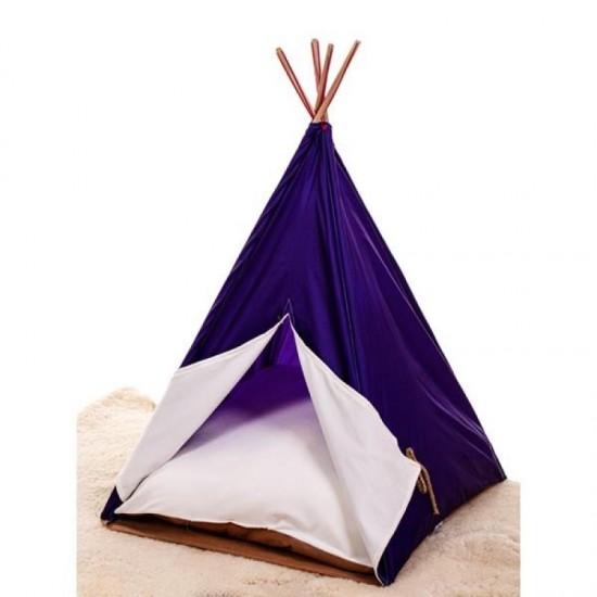 Bedspet Kedi Çadırı - Mor