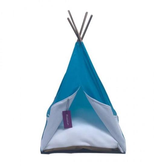 Bedspet Kedi Çadırı - Turkuaz