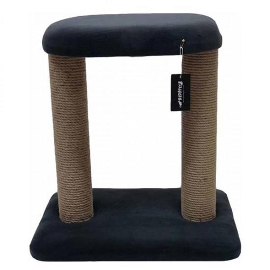 Bedspet Model 1 Kedi Tırmalama Tahtası Füme