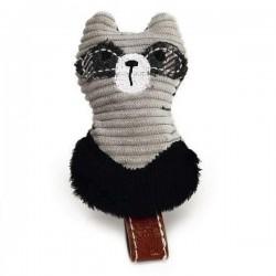 Beeztees Dbl Rami Kumaş Kedi Oyuncağı 7,5Cm