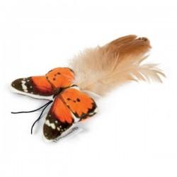 Beeztees Fligo Kelebek Kedi Oyuncağı 8 cm