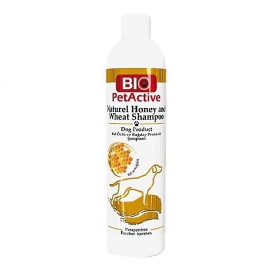 Bio PetActive Bal Özlü Köpek Şampuanı 250ml