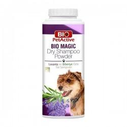 Bio PetActive Bio-Magic Lavanta ve Biberiye Özlü Toz Köpek Şampuanı 150gr