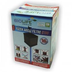 Biolife C100 Yüzen Akıllı Filtre
