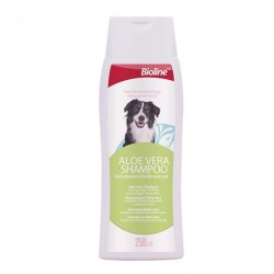 Bioline Aloe Vera Özlü Köpek Şampuanı 250ml