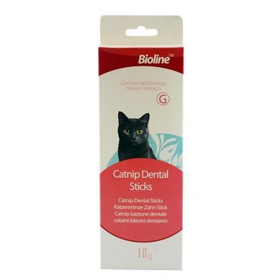 Bioline Kedi Tartar Önleyici Ağız Bakım Çubuğu