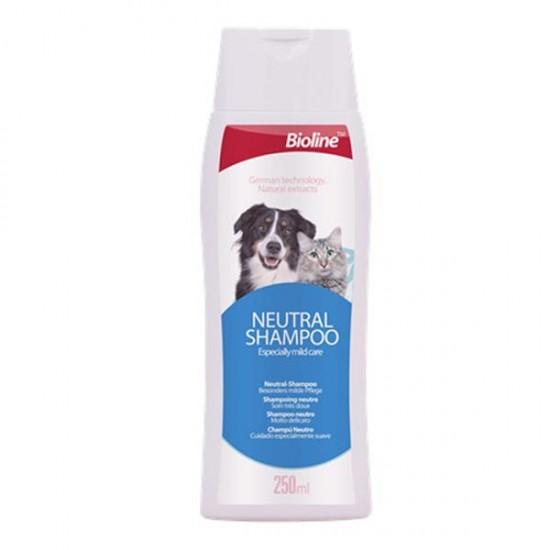 Bioline Kedi ve Köpek için Doğal Şampuan 250ml