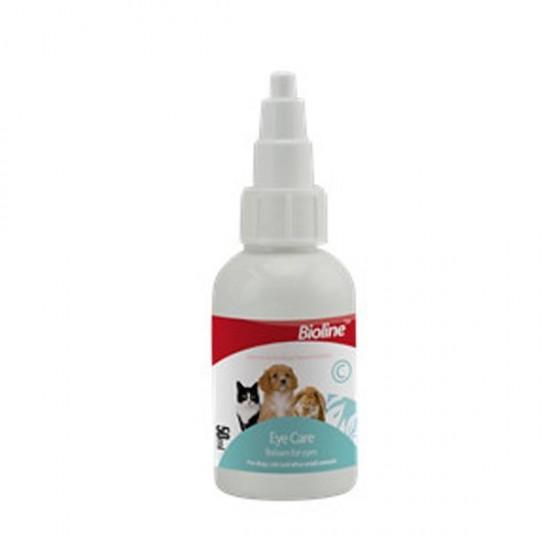Bioline Kedi ve Köpek için Göz Bakım Damlası 50ml