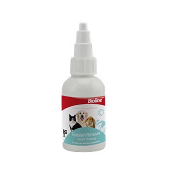 Bioline Kedi ve Köpek için Göz Yaşı İzi Çıkartıcı 50ml