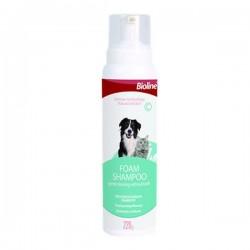 Bioline Kedi ve Köpek Köpük Şampuan 220Gr